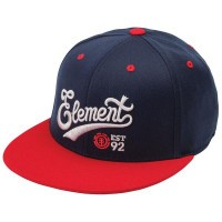 Element Cap Azul/Rojo