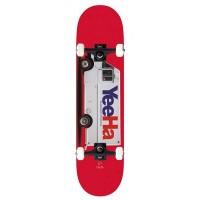 Miller Division Creepy skateboard
