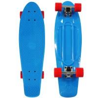 """NKD Classic Deluxe Skateboard 27"""" - Azul"""