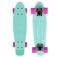 "NKD Classic Deluxe Skateboard 22"" - Menta"