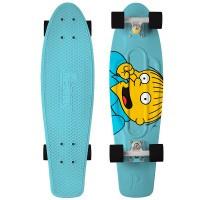"Penny Simpsons Skateboard 27"" - Menta - Ralph"