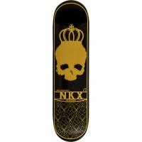 NKX Skeleton Skateboard Deck