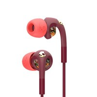 Skullcandy Fix in Ear  w. mic - Geo/Negro/Chrom