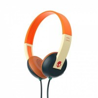 Skullcandy Uproar w. Tap Tech - Smoke/Red