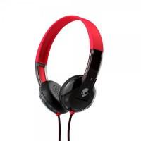 Skullcandy Uproar w. Tap Tech - Smoke/Red
