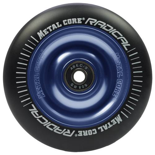 Metal Core Radical Rueda Azul