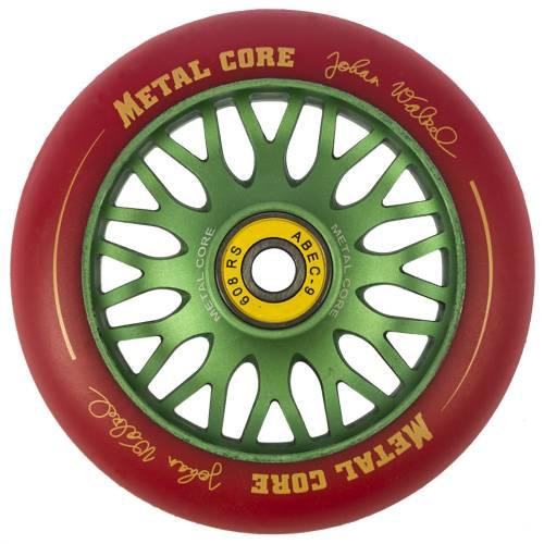 Metal Core Johan Walzel Hjul Verde