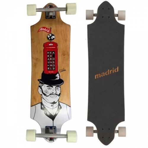 Madrid Helbard Gentlemen Longboard