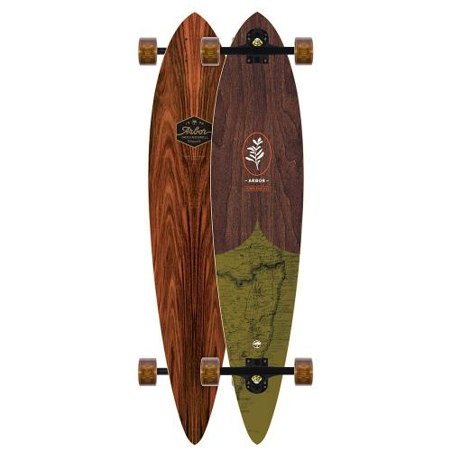 Arbor Timeless Groundswell Longboard 42""