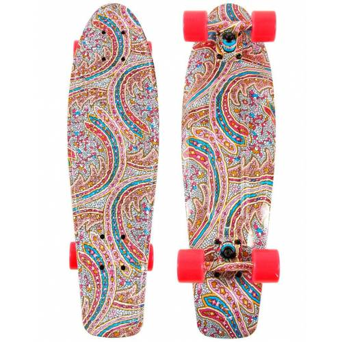 Naked Big Mamma Tatoo Deluxe Skateboard