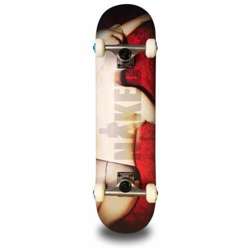 Naked Moulin Rouge Open Skateboard