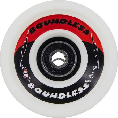 Boundless Longboard Wheels - 4 pcs