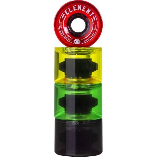 Element Rasta 70mm 78A Ruedas