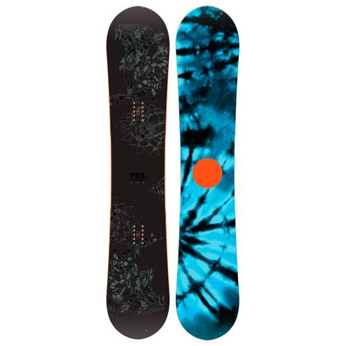 Yes Jackpot Snowboard