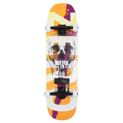Zero Electric Death Skateboard