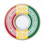 Element Rasta 53MM Skateboard rueda