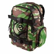Sector 9 The Field Camo Mochila